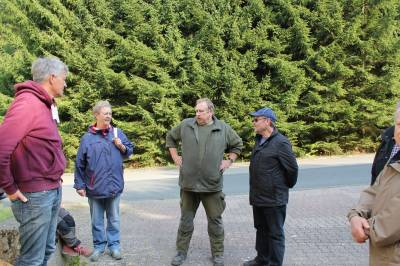 Wald + Forst 2014 -